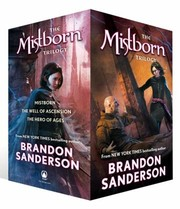 Mistborn Trilogy (2009, Tor Books)