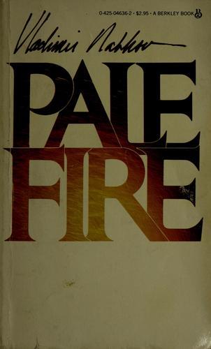 Pale fire (1968, Berkley Books)