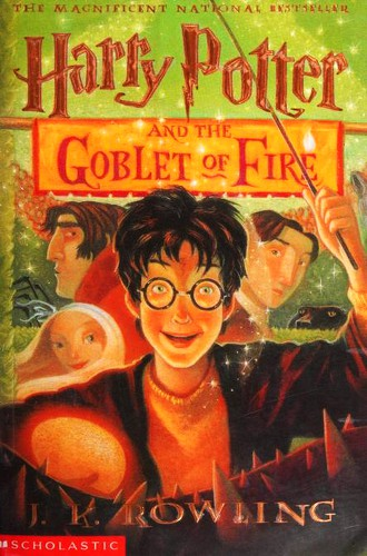 Harry Potter and the Goblet of Fire (Paperback, 2002, Scholastic)