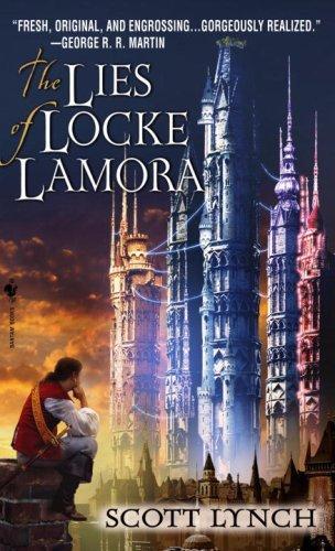 The Lies of Locke Lamora (Mass Market Paperback, 2007, Spectra)