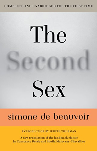 The Second Sex (2011, Vintage)