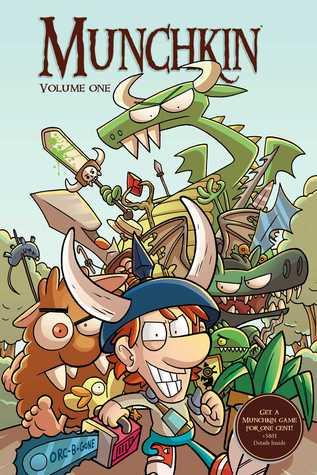Munchkin, Vol. 1 (Steve Jackson Games)