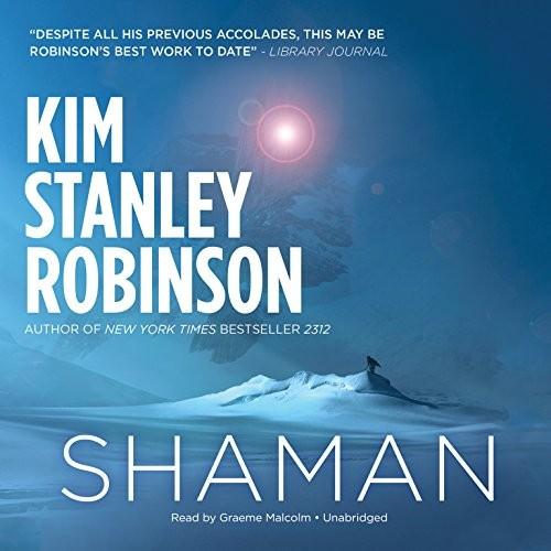 Shaman (audio cd, 2014, Hachette Audio and Blackstone Audio)