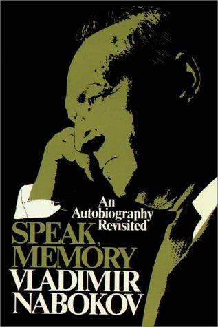 Speak, Memory (Audio Cassette, 1987, Books on Tape, Inc.)