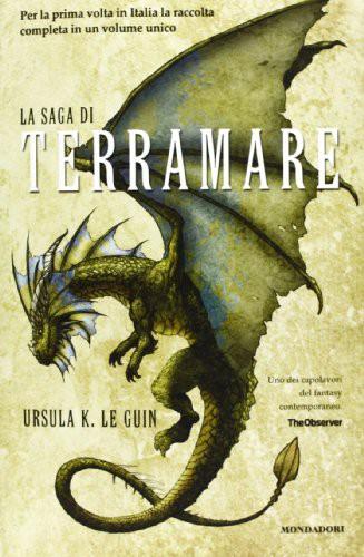 La saga di Terramare (Italian language, 2013, Mondadori)