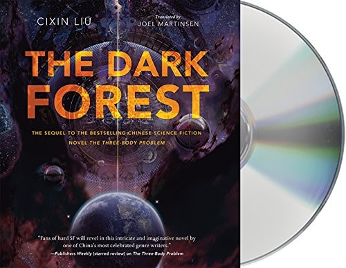 The Dark Forest (audio cd, 2015, Macmillan Audio)