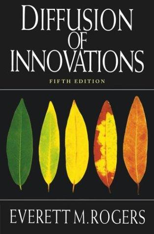 Diffusion of Innovations, 5th Edition (Paperback, 2003, Free Press)