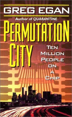 Permutation city (1994, HarperPrism)