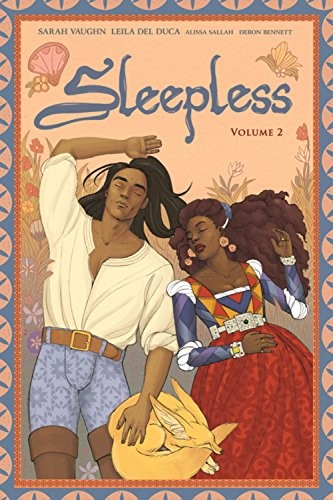 Sleepless Volume 2 (paperback, 2019, Image Comics)