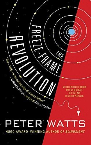 The Freeze-Frame Revolution (2018, Tachyon Publications)