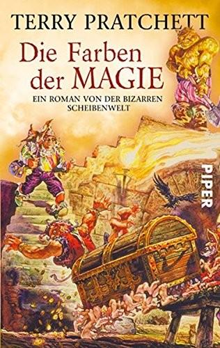 Die Farben der Magie (2004, Piper Verlag GmbH)