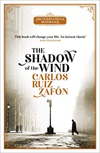 Shadow Of The Wind (paperback, 2018, Penguin)