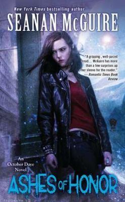 Ashes Of Honor An October Daye Novel (2012, Daw Books)