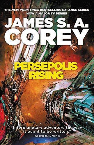 Persepolis Rising (The Expanse, #7) (2017)