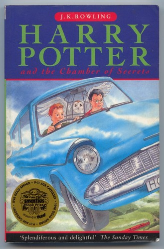 Harry Potter and the Chamber of Secrets (Paperback, 1998, Bloomsbury)