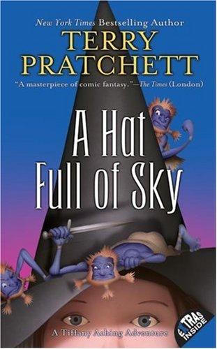 A Hat Full of Sky (2005, HarperTrophy)