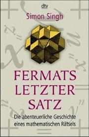 Fermats letzter Satz (German language, 2000, Dtv)
