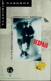 Despair (1989, Vintage Books)