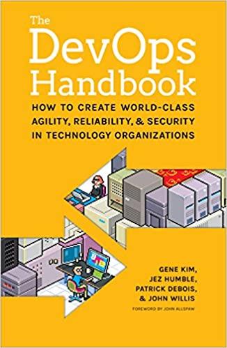 The DevOps handbook (2016)