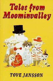 Tales from Moominvalley (1995, Farrar, Straus, and Giroux)