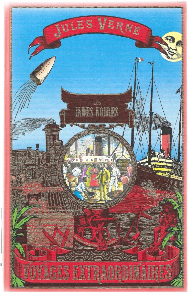Les Indes noires (Hardcover, 1988, Crémille)
