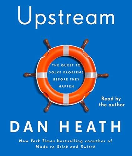 Upstream (2020, Simon & Schuster Audio)