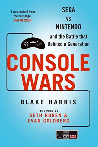 Console Wars (paperback, 2014, Atlantic Books)