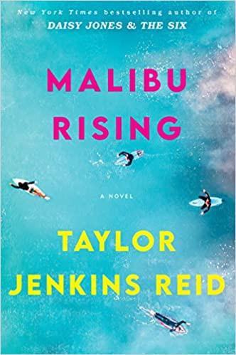 Malibu Rising (hardcover, 2021, Ballantine Books)