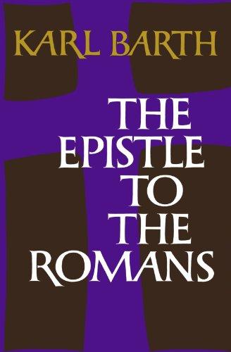 The Epistle to the Romans (1933, Oxford university press, H. Milford)