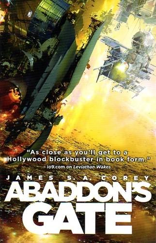 Abaddon's Gate (TP, 2013, Orbit)
