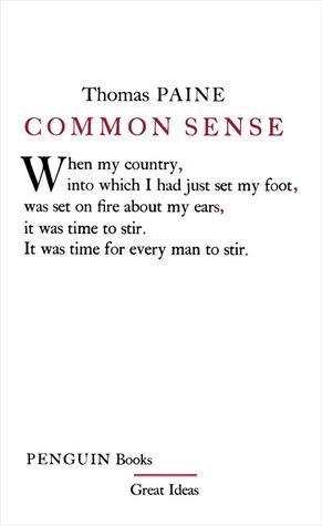 Common Sense (Paperback, 2005, Penguin)