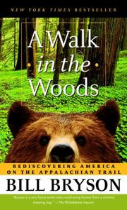 A Walk in the Woods (2006, Anchor)