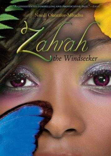 Zahrah the Windseeker (Paperback, 2008, Graphia)