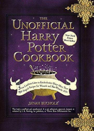 The unofficial Harry Potter cookbook (2010, Adams Media)