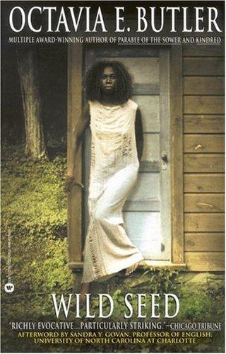 Wild seed (2001, Warner Books)