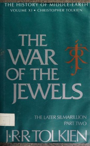 The war of the jewels (1994, Houghton Mifflin)