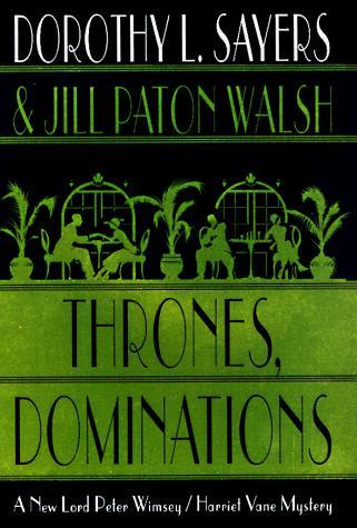 Thrones, dominations (1998, St. Martin's Press)