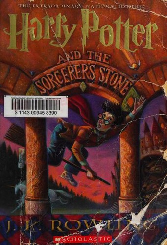 Harry Potter and the Sorcerer's Stone (Paperback, 2008, Scholastic)