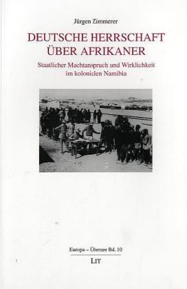 Deutsche Herrschaft über Afrikaner (German language, 2001, Lit)