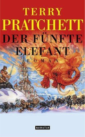 Der fünfte Elefant (Hardcover, German language, 2000, Goldmann)