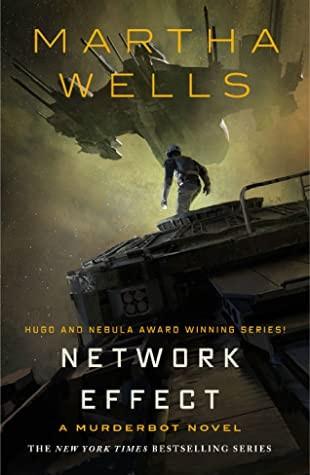 Network Effect (Hardcover, 2020, Tor)