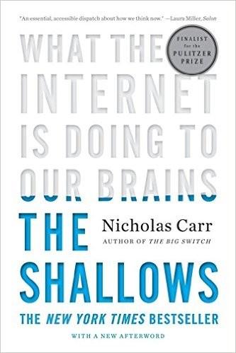 The Shallows (2011, W. W. Norton & Company)