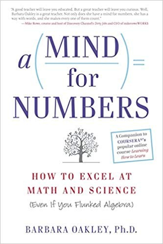 A Mind for Numbers (Paperback, 2014, Tarcher)