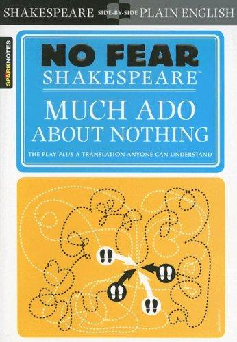 Much Ado About Nothing (2004, SparkNotes)
