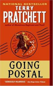 Going Postal (Mass Market Paperback, 2005, HarperTorch)