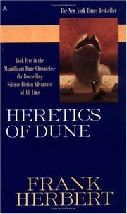 Heretics of Dune (Dune Chronicles, Book 5) (1987, Ace)