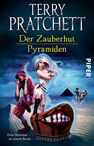 Der Zauberhut . Pyramiden (paperback, 2016, Piper Verlag GmbH)