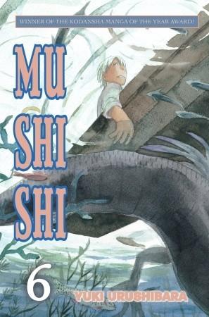 Mushishi, Volume 6 (Paperback, 2008, Del Rey)