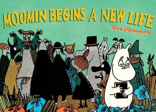 Moomin begins a new life (2017)