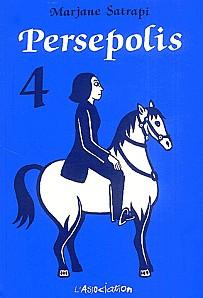 Persepolis (French language, 2003, L'association)